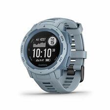 Garmin Instinct Impermeable GPS Reloj Inteligente con Corazón Rate Monitor - Mar
