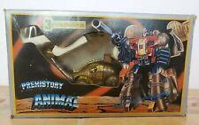 Prehistory SLUDGE Prontosaurus Transformers Diaclone with Box Pre G1 Taiwanese