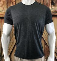 NWT Adidas Men's XL FreeLift Tshirt Gray Short Sleeve Climalite Polyester NEW