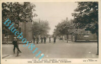 WW1 HMS Excellent Royal Navy Shore Base Real photo Gale & polden Portsmouth