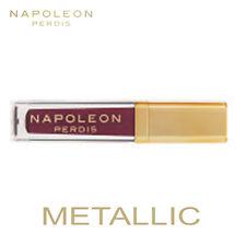 SAVE $5 - Napoleon Perdis Signature Lip Gloss - BELIEVE - metallic burgundy