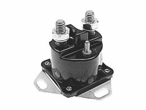 Fits 1987-1989 Lincoln Town Car Starter Solenoid Switch Motorcraft 31179ZH 1988