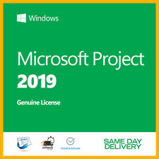 Project 2019 Professional Product Key Activation License