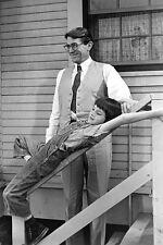 Mary Badham Gregory Peck To Kill a Mockingbird 11x17 Mini Poster