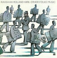 Rahsaan Roland Kirk - Other Folks' Music - 2014 (NEW CD)