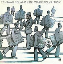 Rahsaan Roland Kirk - Other Folks' Music - 2014 (NEW CD)