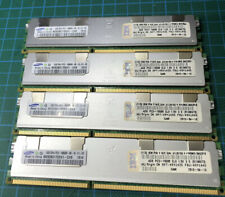 16GB (4x4GB) SAMSUNG PC3-8500R DDR3 1066MHz ECC Registered Server Memory RAM