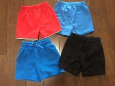 24 Months 2T Toddler Boys Okie Dokie Circo Garanimals Pull-on Shorts Lot Of 4
