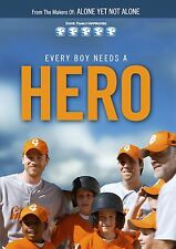 Every Boy Needs a Hero (DVD) 2014) Brand New Factory Sealed