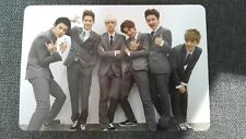 EXO K GROUP Official Photo Card 1st Repackage Ver.A Growl Korea Ver Photocard