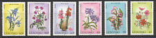 Lesotho 1985 Wild Flowers/Plants/Orchid 6v set (s2606)