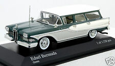 1/43 Minichamps 400082011 Edsel Bermuda Station Wagon 1958 green MIB