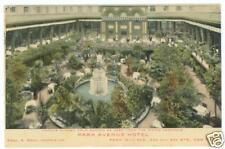 Park Ave Hotel Sunken Garden, Park Ave & 33rd St. NYC