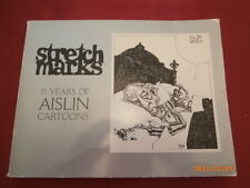 Vintage 1982 Aislin The Montreal Gazette Stretch Marks Cartoons 15 Years