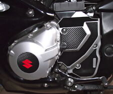 Suzuki GSX650F, GSF Bandit Carbon Vinyl sprocket cover decals