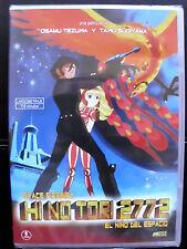 HI NO TORI 2772 (SPACE FIREBIRD EL NIÑO DEL ESPACIO) TEZUKA - DVD - MUCHOCHISME