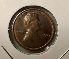 1972 P WDDO-002 Double Die Obverse Lincoln Cent