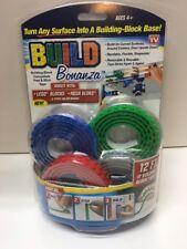 As Seen On TV Bonanza Build Building‑Block Lego Base Flexible Tape 12 Feet