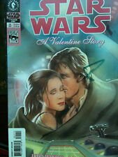 STAR WARS A VALENTINE STORY  Dark Horse comics ONE SHOT