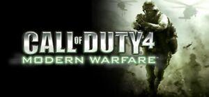 Call of Duty 4 Modern Warfare Steam Game KEY (PC) - REGION FREE/Worldwide