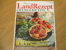 MEIN LANDREZEPT 4/2018 - OFENGERICHTE - 106 REZEPTE HEISS & LECKER - TOP