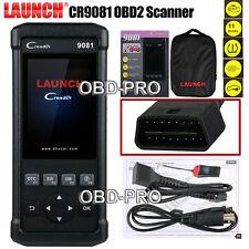 Launch CReader CR9081 Auto OBD2 Scanner Diagnostic ABS+Oil+EPB+BMS+SAS+DPF