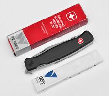 VINTAGE WENGER RANGER 106 MOUNTAINEER SERRATED 120MM POCKET KNIFE 1.77.106