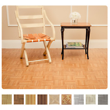 Wood Pattern Self Adhesive Peel N Stick Vinyl Floor Tile - 20 Pieces 12
