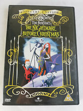 The Nightmare Before Christmas (DVD, 2006) SPECIAL EDITION