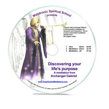 Angel Guided Meditation CD 4 - DISCOVER YOUR LIFE'S PURPOSE - ARCHANGEL GABRIEL