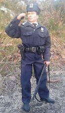 """1/6 Figure NYPD, USA police 12""""  dragon CG cy girl BBI sideshow"""