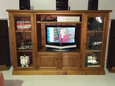 Oak Dining Room Entertainment Units & TV Stands