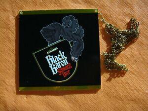 KARLSBERG Black Baron original Zapfhahnschild Brauerei Bier Werbung Reklame