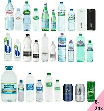 evian,Buxton,Highland,Valley,Volvic,Harrogate(Still And Sparkling Mineral Water)