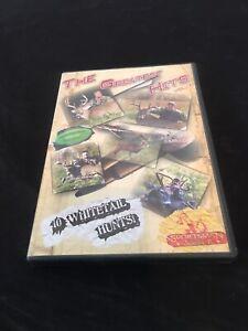 Sportsman Society Of America Vol 1 Slammer Bucks DVD VG