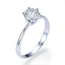 Platinum Very Good Fine Diamond Rings