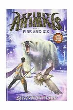 Spirit Animals: Book 4: Fire and Ice Free Shipping