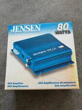 Amplificatore audio Jensen A82.   12v