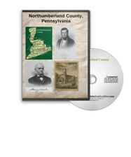 Northumberland County Pennsylvania PA History Culture Genealogy 6 Books - D409
