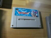GAME/JEU SUPER FAMICOM NINTENDO NES JAPANESE Dragon Quest III SHVC-AQ3J JPN TBE