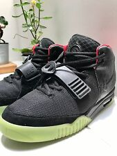 Nike Air Yeezy 2 NRG Kanye West Solar Red Size US Size 8.5