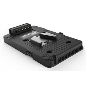 8Sinn V-Mount Akku Platte für Direktor Monitor Käfig Adapter