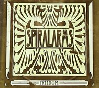 Spiralarms - Freedom (2013)  CD  NEW/SEALED  SPEEDYPOST