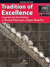 """TRADITION OF EXCELLENCE """"FLUTE"""" MUSIC BOOK 1/ONLINE ACCESS-BRAND NEW ON SALE!!"""