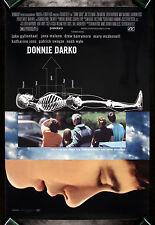 DONNIE DARKO CineMasterpieces RARE CANADIAN FILM FEST ORIGINAL MOVIE POSTER 2001