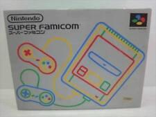 Nintendo Super Famicom Console Japan SFC w/box cable adaptor SNES
