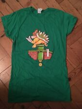 Bowser T-shirt Ladies M