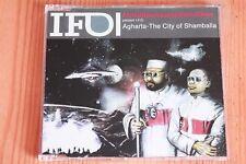 Afrika Bambaataa & WestBam - Agharta - 5 tracks - Boitier neuf CD maxi-single