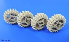 LEGO® technic Nr- 6084724 / Zahnrad 20 Zähne beige / 4 Stück