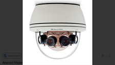 New Arecont SurroundVideo Av8185Dn 8Mp D/N Panoramic 180 Degree View